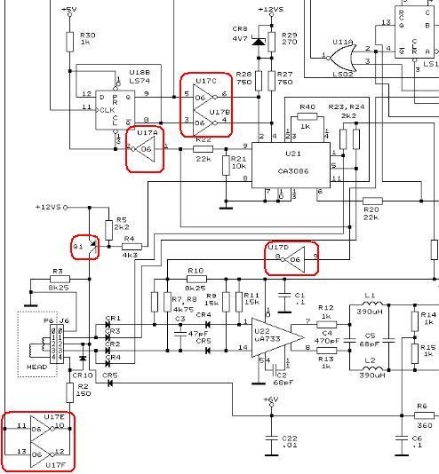 Oprava ATARI 1050, repair ATARI 1050.